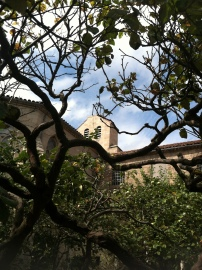 The Cloisters (exterior of the museum)